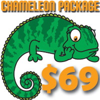 chameleon music package